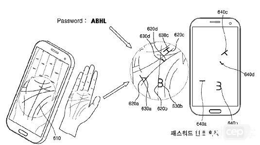 Samsung Telefonlara Avuç İçi Tarama Özelliği Gelebilir