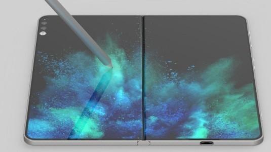 Microsoft Surface Phone Projesi Devam Ediyor
