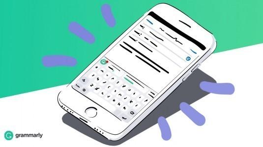 Grammarly, mobil cihazlar için yayınlandı
