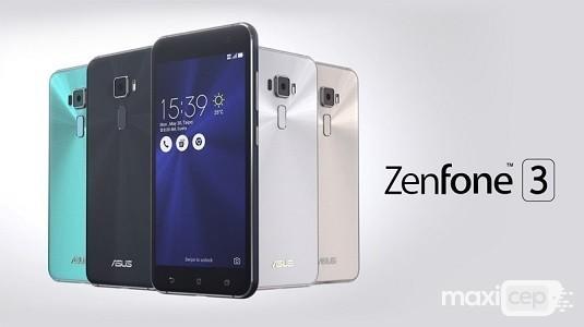 Zenfone 3, Zenfone 3 Ultra ve Zenfone Live İçin Yeni Güncelleme Geldi