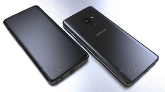 Galaxy S9'un Yeni Görüntüleri Sızdırıldı
