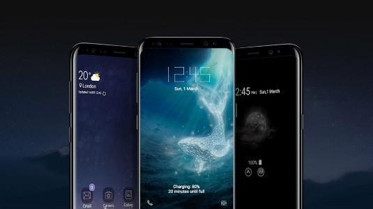 Samsung Galaxy S9 ve Galaxy S9+ Ön Panel Görüntüsü Sızdırıldı