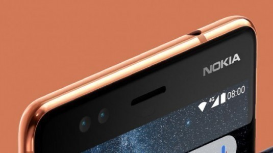 Nokia 9'da çift ön kamera yer alacak