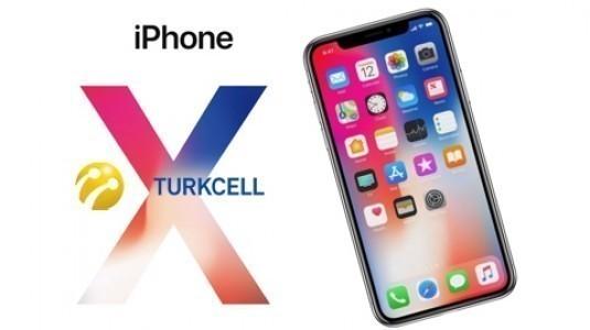 Turkcell TL yükleyenler, iPhone X çekilişine katılıyor