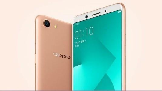Oppo A83, 5.7 inç Ekran ve 13MP Kamera ile Duyuruldu