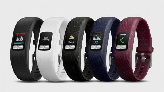 Garmin yeni fitness bilekliğini tanıttı: Vivofit 4