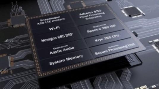 Snapdragon 845'e Sahip Olacak Cihazların Listesi Sızdırıldı
