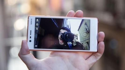 Nokia 3'ün Oreo güncellemesi 2018'i bulabilir