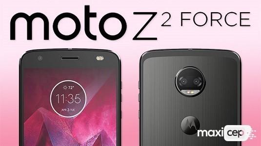 Moto Z2 Force Modeli İçin Android 8.0 Oreo Güncellemesi Çok Yakında Geliyor