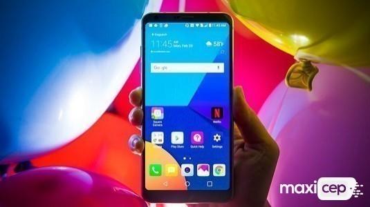 LG G6 İçin Android 8.0 Güncellemesi Şubat Ayında Gelecek