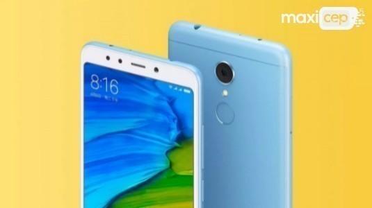 Xiaomi Redmi 5 ve Redmi 5 Plus Dört Renkte Satışa Sunulacak