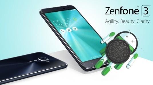 Asus Zenfone 3 Android Oreo'nun Yeni Ekran Görüntüleri Sızdırıldı