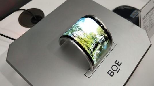 BOE akıllı telefon ekranı üretiminde oldukça iddialı