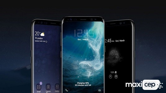 Samsung Galaxy S9 512GB Dahili Depolama Alanıyla Birlikte Gelebilir