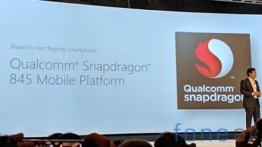 Snapdragon 845'li İlk Telefon Xiaomi Mi 7 Olabilir