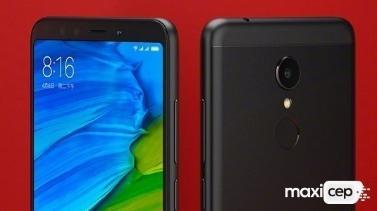 Xiaomi Redmi 5 ve Redmi 5 Plus Canlı Şekilde Ortaya Çıktı