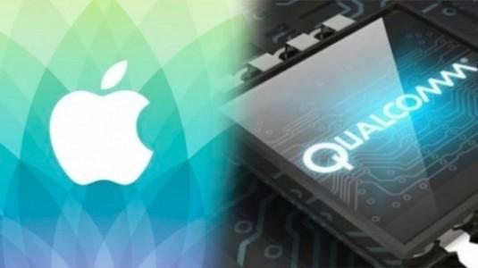 Qualcomm artık Apple ile yollarını tamamıyla ayıracak