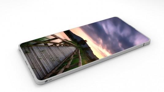 LG G7'de, irisli bir yüz tarayıcısı kullanılacak