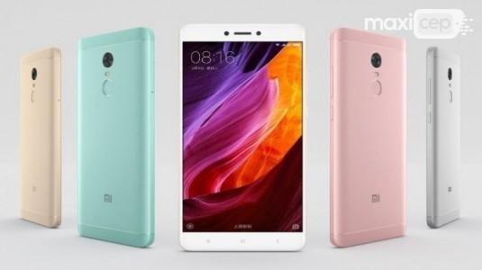 Xiaomi Redmi Note 4X Fiyatları Açıklandı