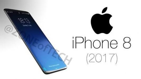 Apple'ın OLED iPhone'u 2.700 mAh Batarya ve iPhone 7 ile Aynı Boyutta Geliyor