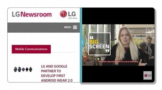 LG G6'nın UX 6.0 Arayüz Videosu Ortaya Çıktı