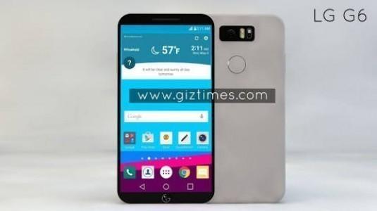 LG G6'nın Yeni Görselleri, Always-on Ekran ve Parlak Arka Yüzeyi Gözler Önüne Seriyor