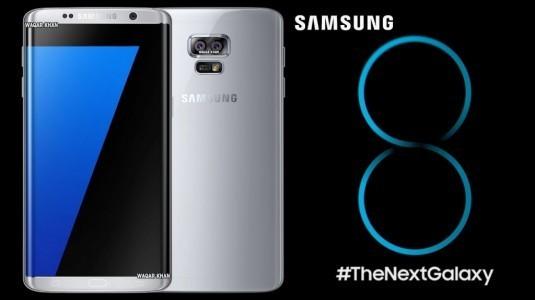 Galaxy S8+'ın Ortaya Çıkan Yeni Görüntüleri 6 inçlik Ekrana İşaret Ediyor