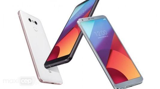 LG G6, Çerçevesiz Tasarım ve Sıradışı Ekranı ile Duyuruldu
