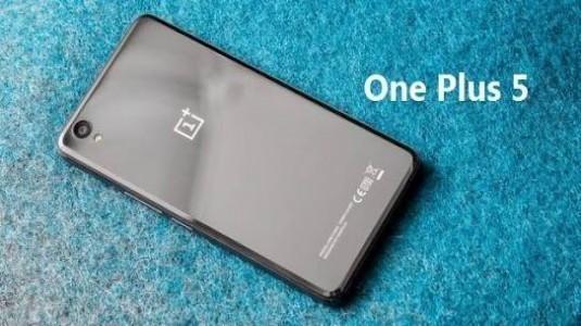 OnePlus 5, Dual Edge Ekran, 256GB Depolama ve 23MP Kamera ile Gelebilir