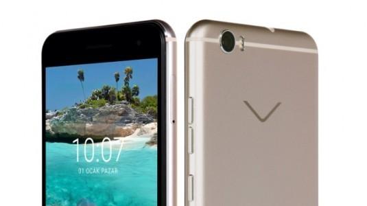 Vestel, Barselona'daki MWC 2017 Etkinliğinde Üst Seviye Akıllı Telefonu Venüs Z10 Modelini Tanıttı