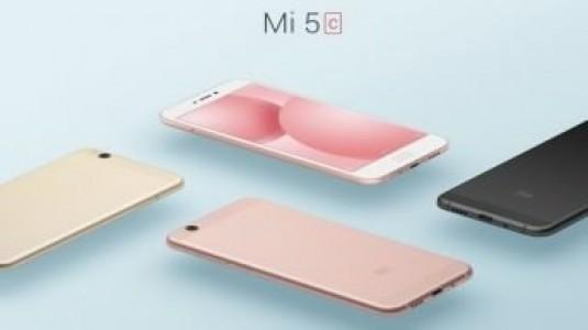 Xiaomi Mi 5c, Xiaomi'nin İşlemcisine Sahip İlk Akıllı Telefon Olarak Duyuruldu