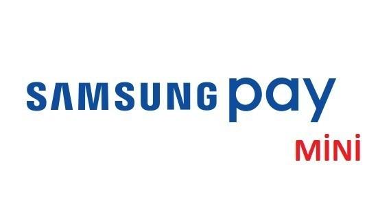 Samsung Pay Mini resmi olarak duyuruldu