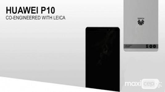 Huawei P10 ve P10 Plus'ın Özellikleri ve Fiyatları Sızdırılan Slayt Görselinde Ortaya Çıktı