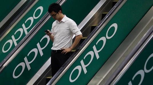 Oppo satış rakamları ile dünyanın en büyük pazarında lider durumda