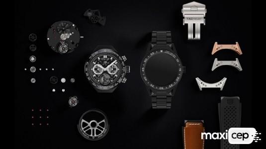 Tag Heuer'dan, dünyanın en profesyonel akıllı saati