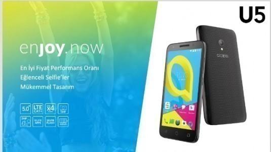 İlk Kez Telefon Alacaklara Akcatel'den U5 Duyurusu Geldi