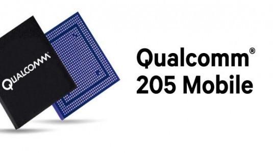 Qualcomm 205 Mobile Platform Yonga Seti Duyuruldu