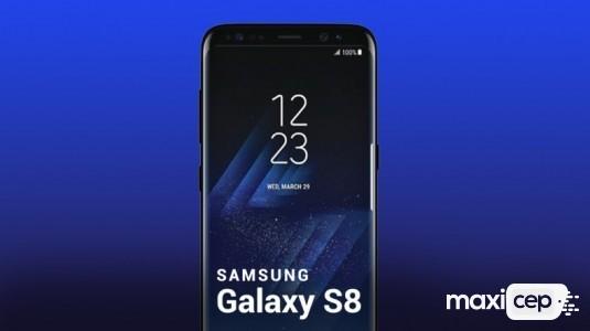 Galaxy S8'e ait olduğu iddia edilen 5 saniyelik video