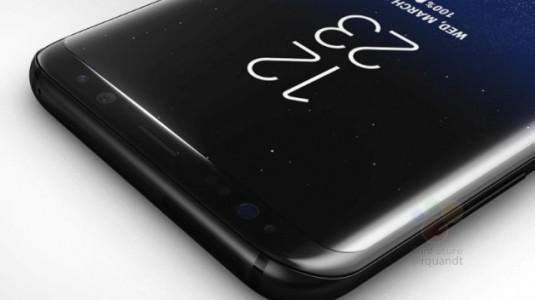Samsung Galaxy S8 ve S8 Plus Bilgileri, Resmi Görüntülerle Birlikte Sızdırıldı