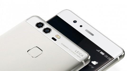 Huawei, P9'un satış rakamlarıyla gövde gösterisi yaptı