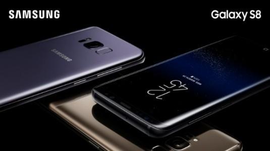 Samsung Galaxy S8 ve S8+ Türkiye'de Ön Siparişe Sunuldu