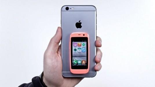Posh Mobile Micro X'e ait tüm teknik detaylar