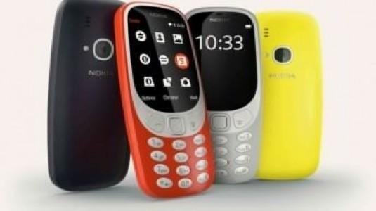 Nokia 3, Nokia 5 ve Nokia 3310 Avrupa'da Ön Siparişe Sunuldu