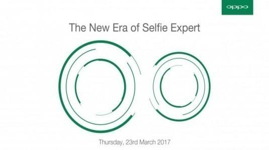 Oppo'nun Selfie Odaklı Yeni Telefonu 23 Mart Tarihinde Tanıtılabilir