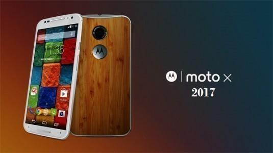 Moto X 2017'den ilk bilgiler geldi