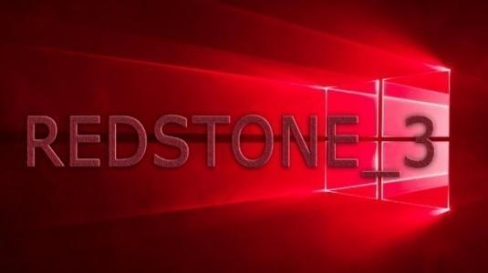 Microsoft, İlk Windows 10 Redstone 3 Yapısını Insider Üyeleri için Yayınladı