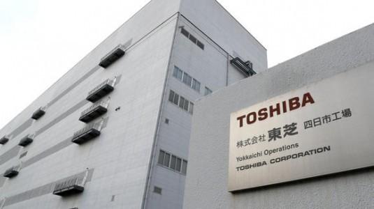 Foxconn, Toshiba'nın depolama birimini istiyor