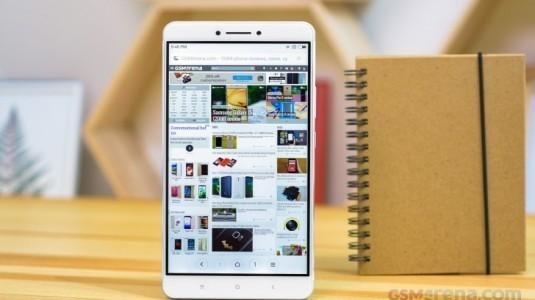 Xiaomi Mi Max 2, Snapdragon 626 Yongaseti ile Gelecek