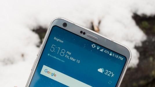 LG G6, Yakında 3D Yüz Tanıma Yeteneği Kazanabilir