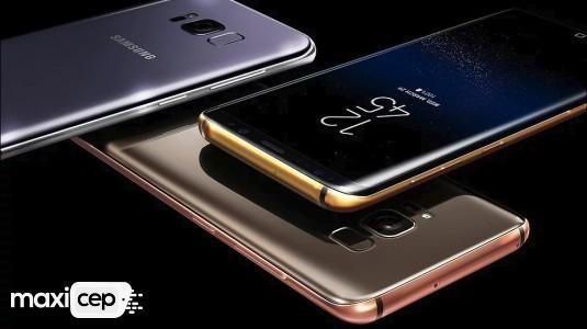 Galaxy S8, Sizin İçin Yeterince Özel Değil mi? 2.800 Dolarlık Altın Kaplama Versiyonuna Ne Dersiniz?